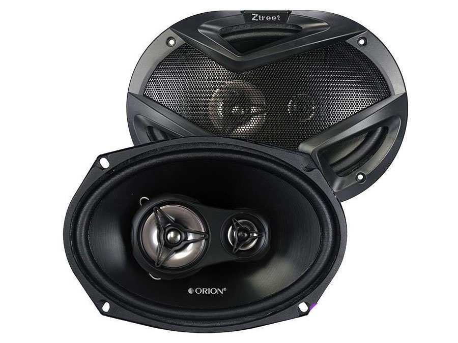 Orion ZStreet ZTC-693 6×9″ 3way 500w Speakers