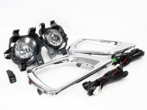 Nissan Navara 2017 Bumper Foglamp Kit (pair)-0