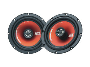 "MTX TR65C 260w 65rms 6"" 2way Speakers-0"