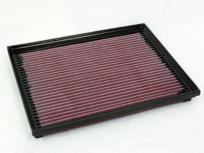 K&N 33-2209 Airfilter For Audi A4/S4/RS4  (8E/8H/B6B7) 00-08