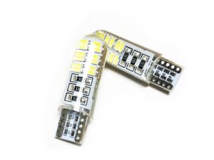 Push-in Canbus White Selica Bulbs (pair)-0