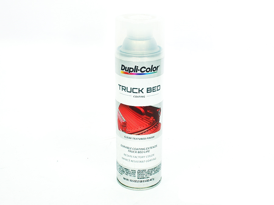 Duplicolor Truck Bed Coating Spray (clear)