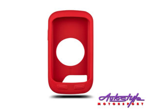 Garmin Edge 810 Silicon Case (red)-0