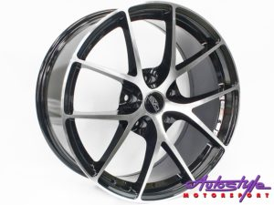 "18"" Evo Glock 5/120 Alloy Wheels-0"