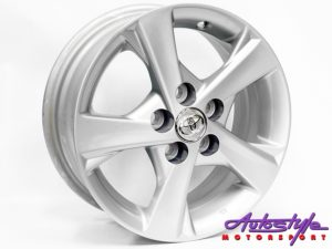 "14"" SM 558 5/100 HS Alloy Wheels-0"