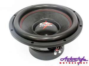 "Ice Power 12"" 6500w DVC Subwoofer-0"