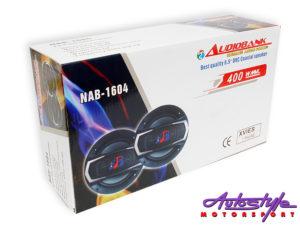"Audiobank 6"" 400w 3way Speakers-0"
