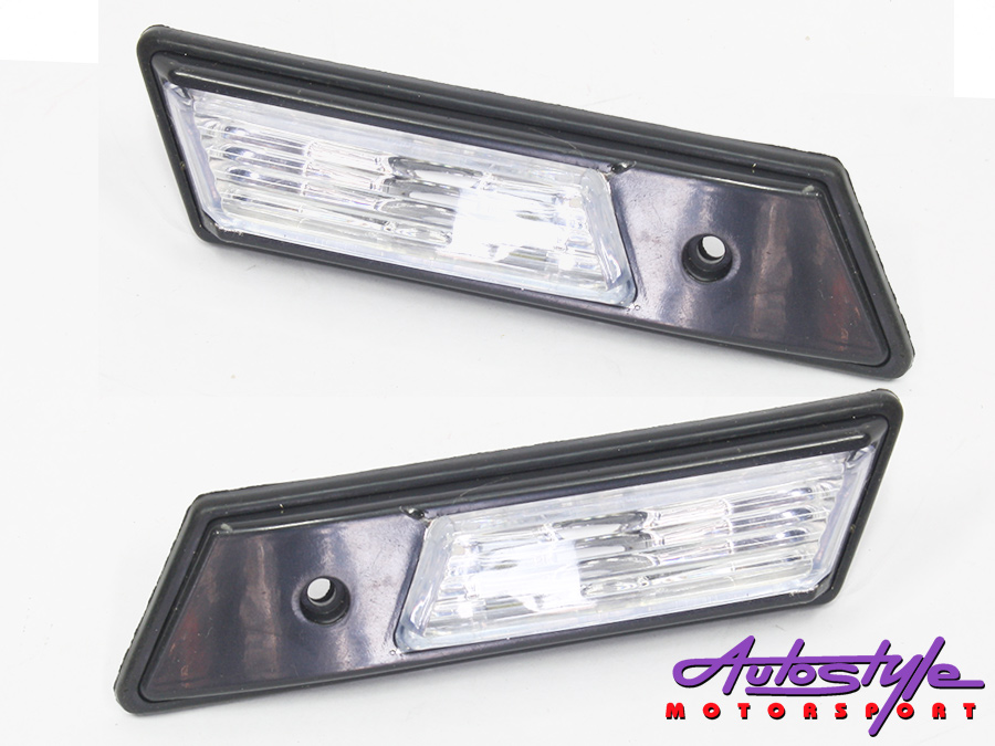 Suitable for E36 Crystal Side Indicators-0