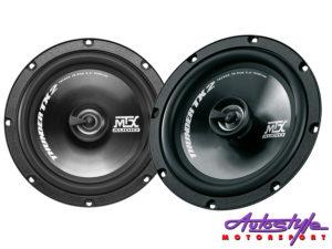 "MTX TX265C3 260w 6.5"" 2way Speakers-0"
