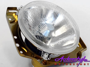 VW Golf Mk2 Replacement Outer headlight (each)-0