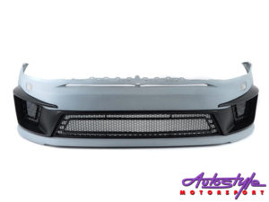 VW Golf Mk7 R400 Style Front Bumper-0