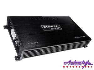 Orion ZT-1500.4 1500w 4ch Amplifier-0