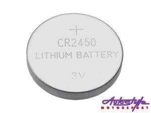 CR2450 Remote Control Battery-0