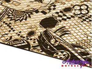 Dr Artex Gold series sound deadening mat-0