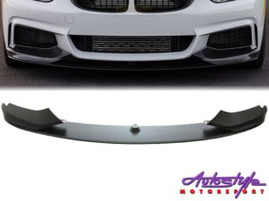 Suitable for F32 M-Perf Lower Front spoiler-0