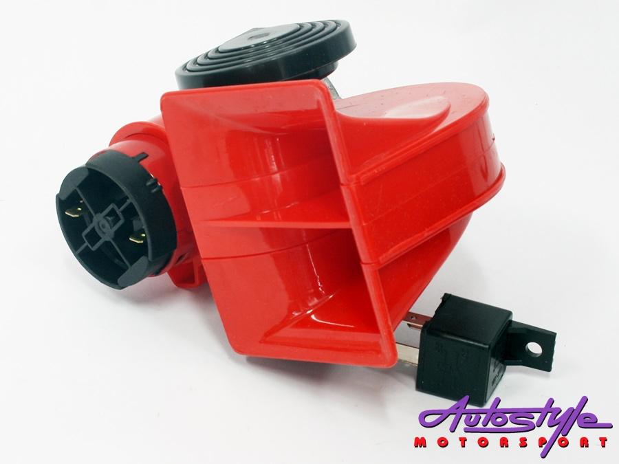 Truck Spec Hooter Electric Horn-0