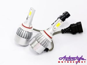 C6 LED Headlamp Bulbs 9006 (pair)-0