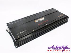 Targa TG-SK40000.1 Falcon Series 4000rms 1ch Amplifier-0