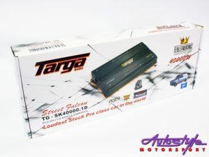Targa TG-SK40000.1 Falcon Series 4000rms 1ch Amplifier-29144
