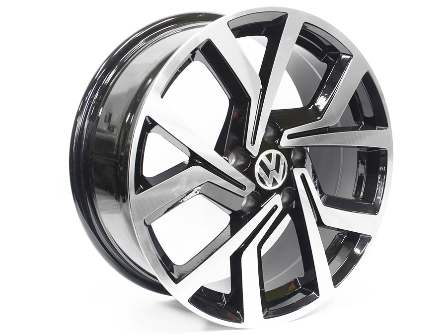 18″ BK5125 Clubsport 5/100 BKML Alloy Wheels