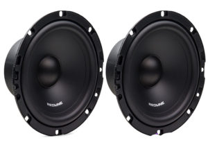 Digital Design Red-Line 75rms 2way Speakers-0