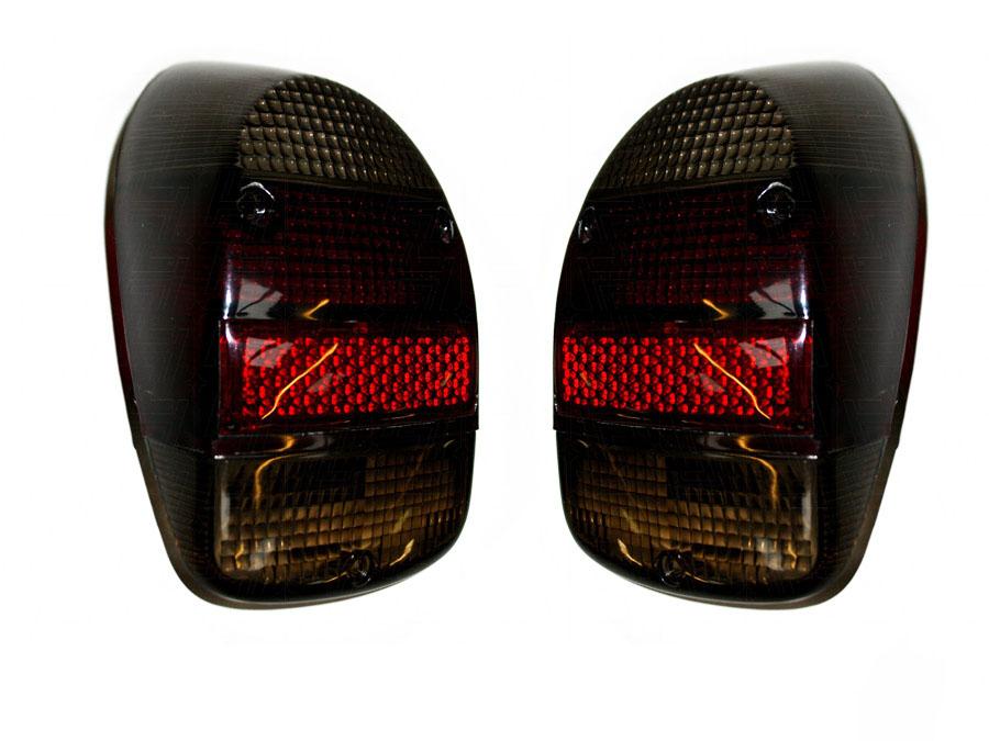 VW Classic Beetle Rear Light Smoked Lens (pair)