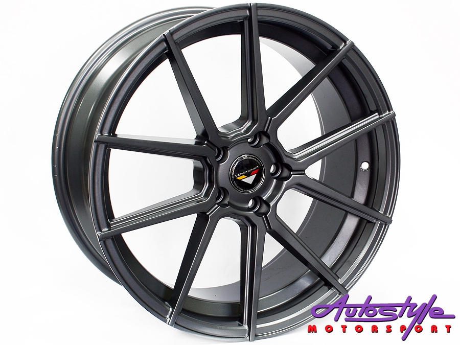 19″ Axe Spike(B) 5/112 M/GM Alloy Wheels