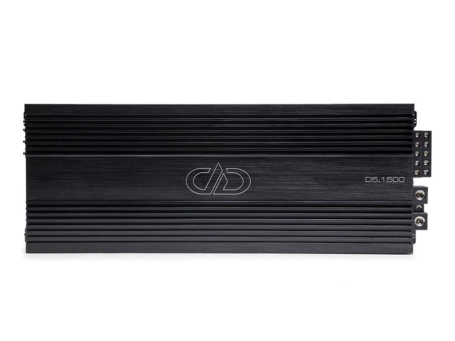 Digital Designs D5 1500w 5ch Amplifiers