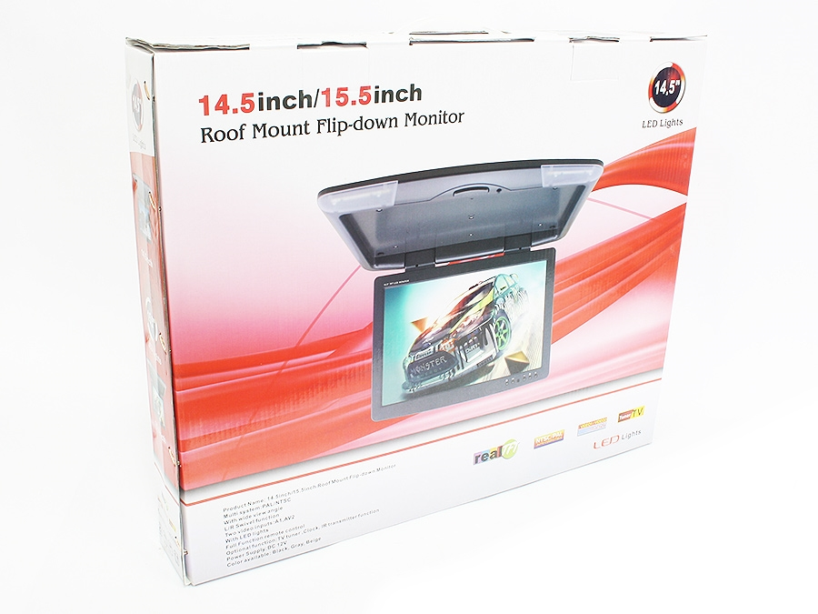 15.5″ Roofmount LCD Screen