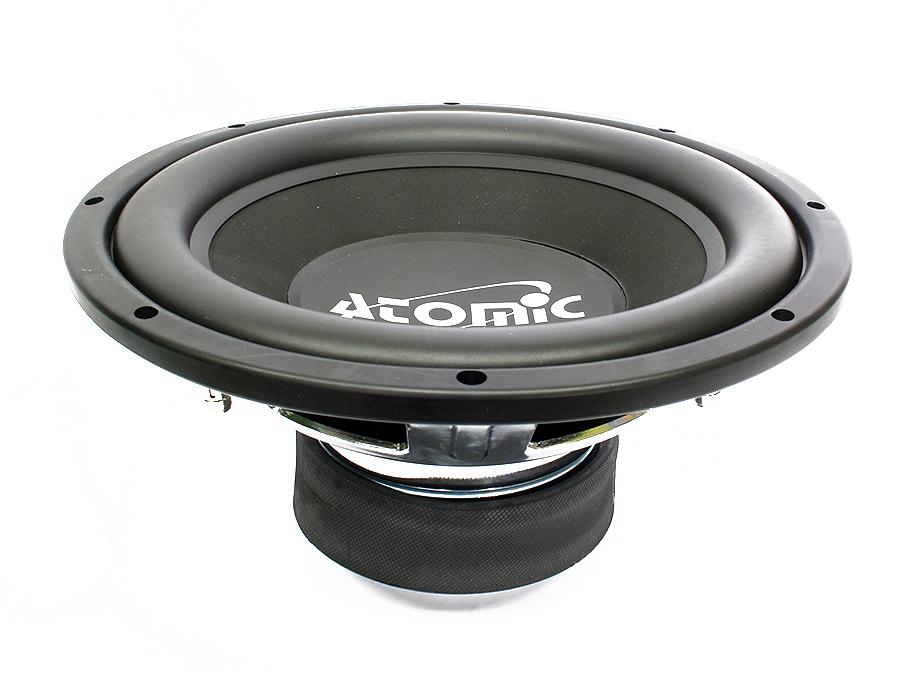 Atomic 12″ 400rms DVC Subwoofer