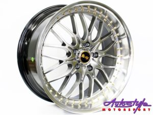 "19"" ReZex 5/112 HB Alloy Wheels-0"