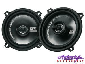 "MTX TX250C 5"" 220w 2way Speakers-0"