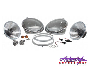 VW Classic Beetle 60+ Headlamps (complete set)-0