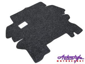 Bonnet Mat for VW Classic Beetle 65-74 (charcoal)-0