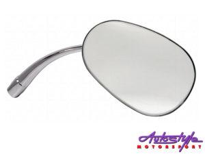 VW Classic Beetle Oval Side Mirror (RHS)-0