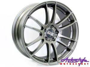 "19"" Axe BR-10-A 5/112 MG Alloy Wheels-0"