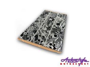 Dr Artex Silver series sound deadening mat-0