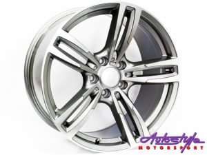 "19"" MM 1786 5/120 GMMF Narrow & Wide Wheels-0"