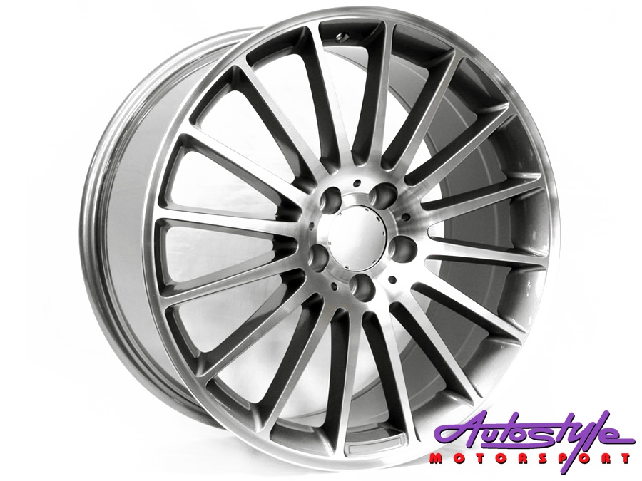19″ QS ZR63 5/112 GMMF Alloy Wheels