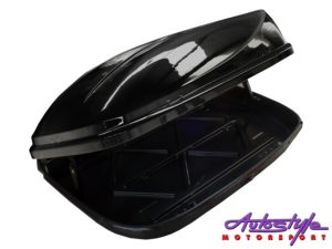 Evo Tuning Roof Storage Box (gloss black) -29875