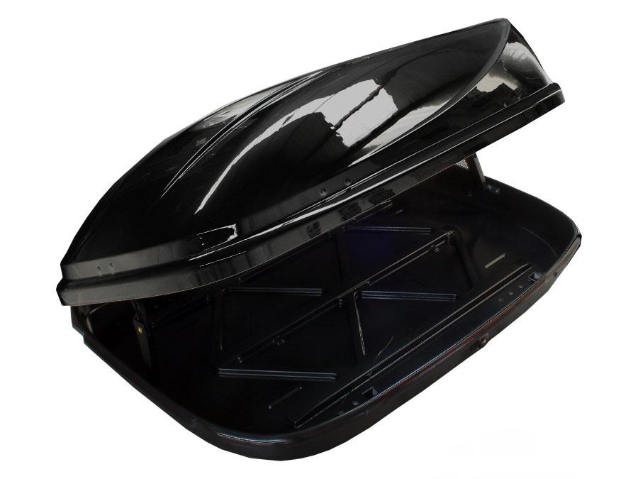 Evo Tuning Roof Storage Box (gloss black) -29875