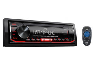 JVC KD-X252 Short Body Media Player-0