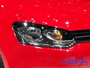 VW Polo 2015+ Trendline Replacement Headlight (RHS) with socket-0