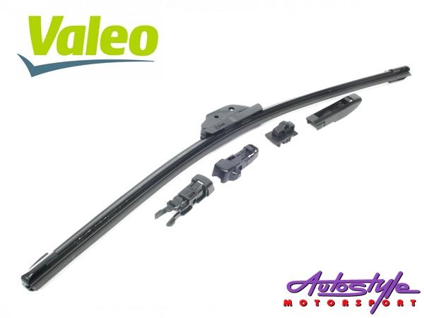 Valeo First FlatBlade Wiper Blades 20″  (each)