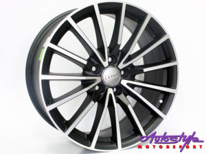"19"" IVD BK5246 5/112 MB Alloy Wheels-0"