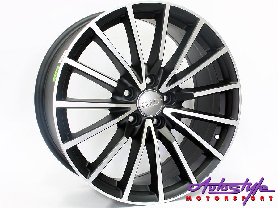 """19"""" IVD BK5246 5/112 MB Alloy Wheels-0"""