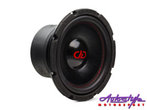 "Digital Designs DD108-S4 8"" 600w 250rms SVC Subwoofer-0"