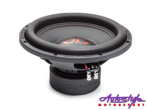 "Digital Designs DD504-D4 8"" 400rms DVC Subwoofer-0"