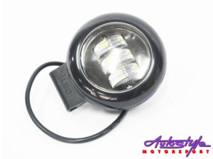 Universal QP-112 Round LED Spotlamps (each)-0