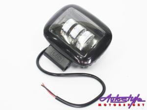 Universal QP-112 Square LED Spotlamps (each)-0